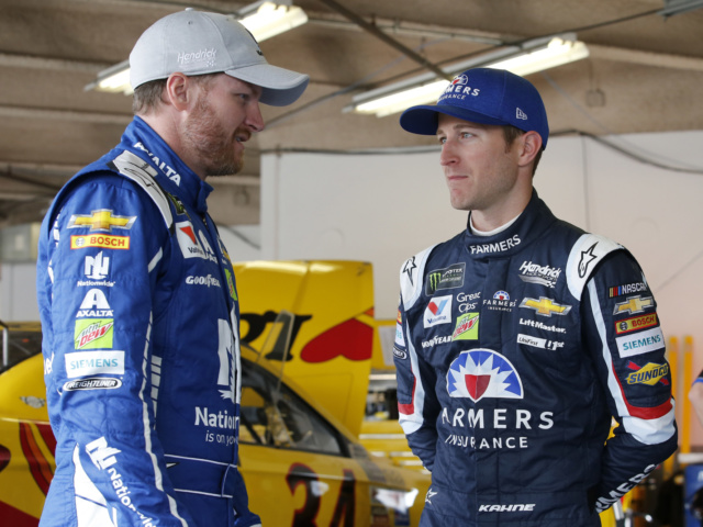What They're Saying: Teammates talk Earnhardt's impact