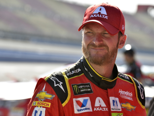 Earnhardt reflects on 600 starts: 'I just wanted to drive'
