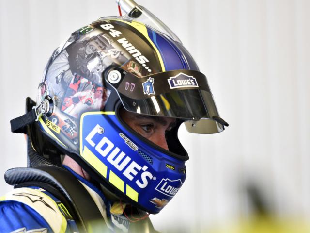 Shots of the Race: Johnson at Indianapolis