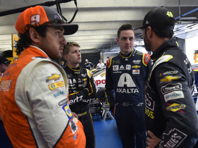 2019 NASCAR Cup Series schedule finalized with race start times and networks