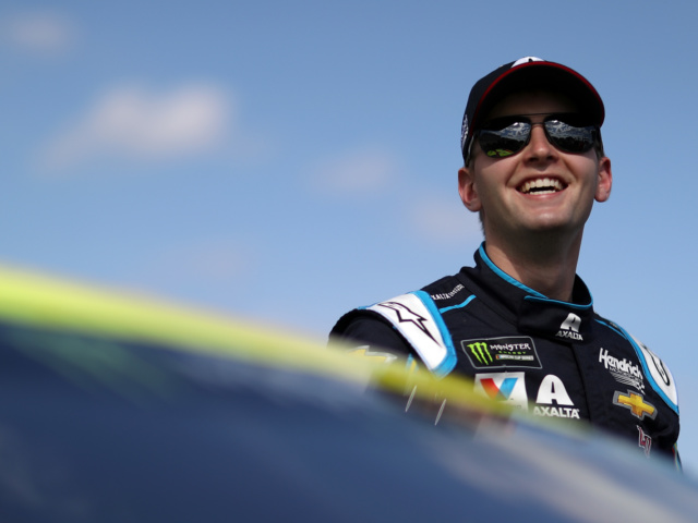 Byron embracing challenge of 'very taxing race' at Martinsville