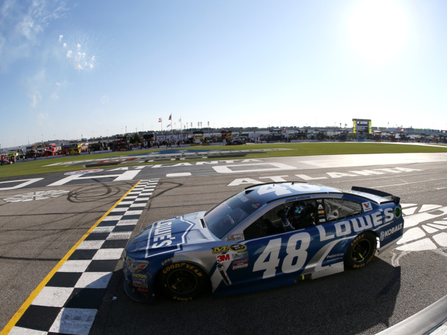 History could be on Hendrick Motorsports' side at Atlanta