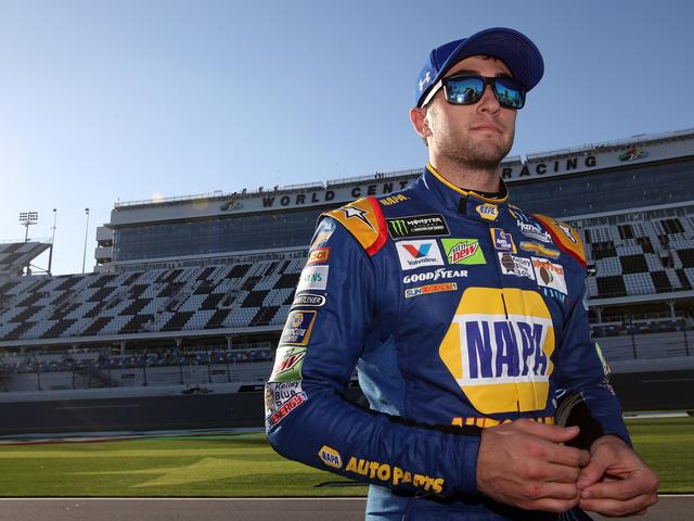 Elliott, Earnhardt sweep Daytona 500 front row