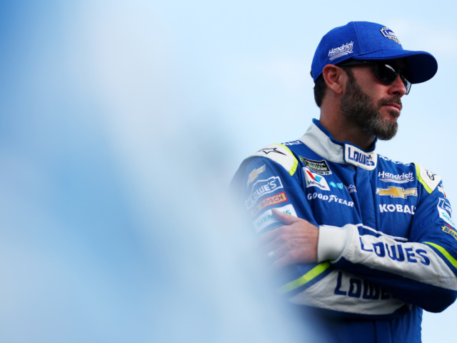 Try Jimmie Johnson's weekly workout routine