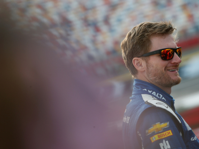 Earnhardt looking to make final 600 count