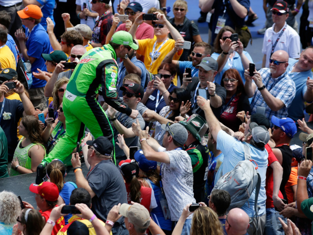 Mountain Dew giving 100,000 fans chance to 'Ride with Jr.'
