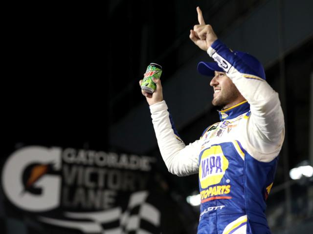 Elliott next in line as most popular driver? Johnson thinks so