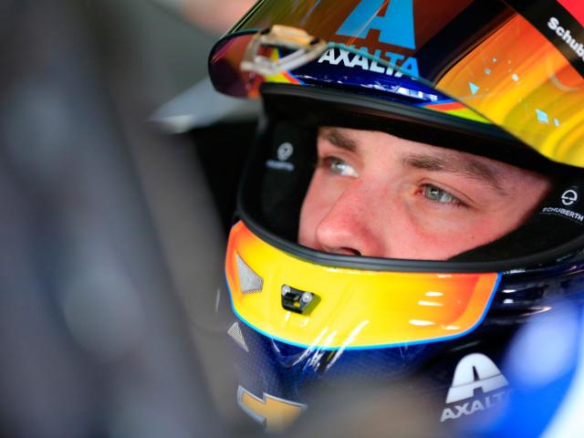 Starting grid set for Atlanta