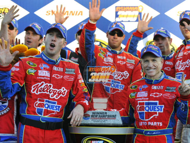 Hendrick History: Martin wins final Cup Series race at New Hampshire