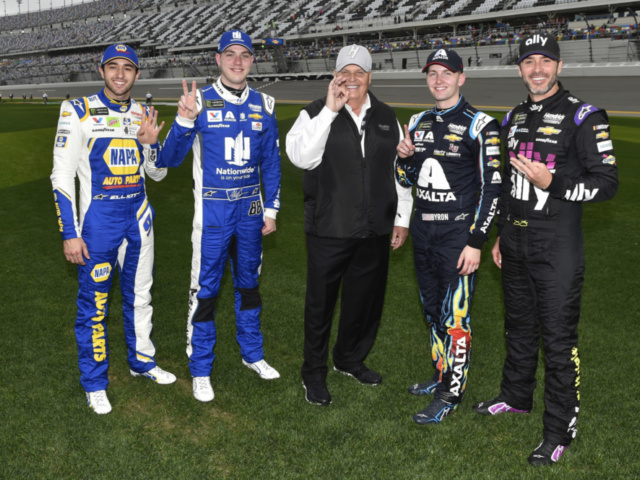 Engine shop's hard work helped lead to strong start to Speedweeks