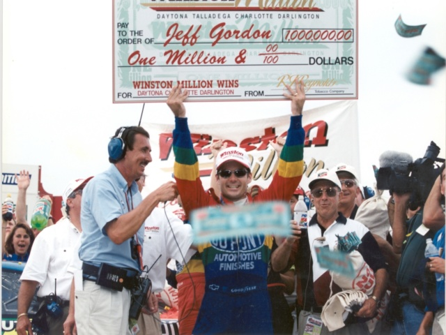 Evernham recalls favorite win of career