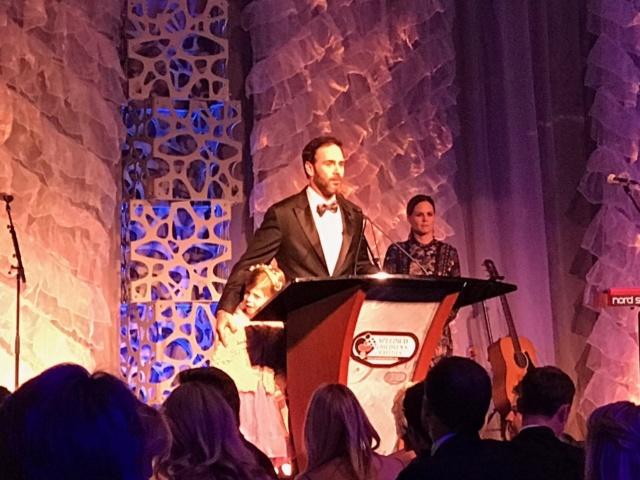 Johnson honored by Speedway Children's Charities
