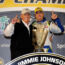Jimmie Johnson wins second consecutive NEXTEL Cup championship