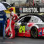 Johnson, Gordon survive 'wild night' at Bristol