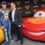 Elliott featured in 'Cars 3'