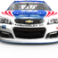 Patriotic look for Earnhardt's Nationwide Chevy unveiled for 600