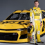 Inside look at Byron's day unveiling 2019 Hertz ride and firesuit