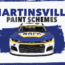 Paint Scheme Preview: Speedy primaries leading the way at Martinsville