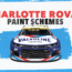 Paint Scheme Preview: Hot schemes ready for Charlotte ROVAL