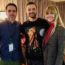 JJ, JG and JT: Champion drivers take in Timberlake concert