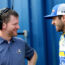 Earnhardt interviews Elliott on most popular driver award and more