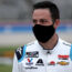 Bowman jokes Cup Series should race jet dryers at misty Texas