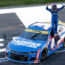 Race Rundown: Larson wins at ROVAL, moves on to Round of 8