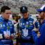 Earnhardt on Bowman: 'He earned it'