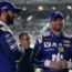 Earnhardt leads teammates in Duel No. 2