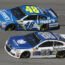 Johnson leads teammates in Stage 2&#x3B; Earnhardt's day ends