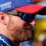 Earnhardt leads teammates in Stage 1 at Darlington