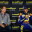 Chase, Bill Elliott join past champions to celebrate Goodyear partnership