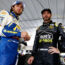 Two top-10 teammates at Pocono