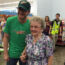 Earnhardt makes 90-year-old fan's day