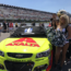 Earnhardt hosts NFL guests at Pocono