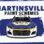 Paint Scheme Preview: Primaries primed for Martinsville
