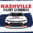 Paint Scheme Preview: Flashy rides in the Music City