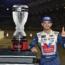 Larson not relishing in regular-season title for long