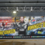 Charlotte Motor Speedway honors Johnson with massive mural, donation