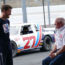 Inspired by his paint scheme, Earnhardt talks idol Yarborough -- and vice versa