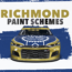 Paint Scheme Preview: Fast schemes for 'America's Premier Short Track'