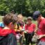 Behind the Scenes: Byron mentors Boy Scouts at Pocono