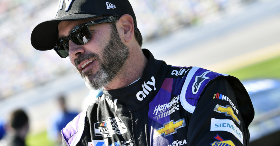 Johnson to be honored ahead of DAYTONA 500, will lead field during pace laps | Hendrick Motorsports