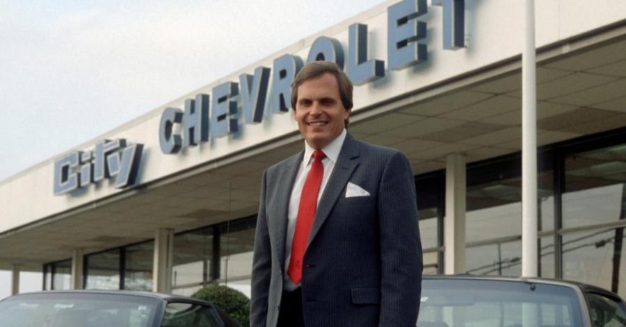 Hendrick Discusses City Chevrolet S Ties To Racing Hendrick Motorsports